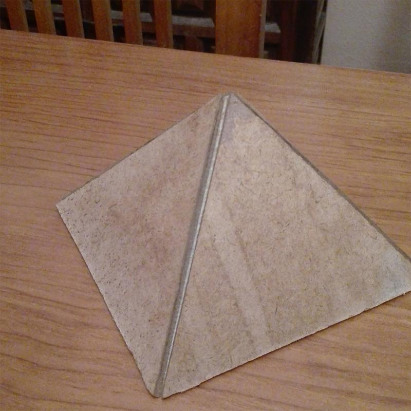 pyramide incompleta